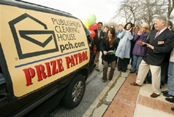 Publishers Clearing House did