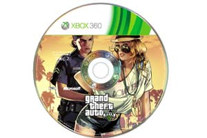comment installer gta 5 sur xbox