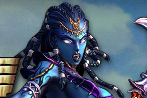 Hindus dismayed at porn-star type image of goddess Kali in upcoming video game
